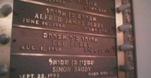 Perry plaque