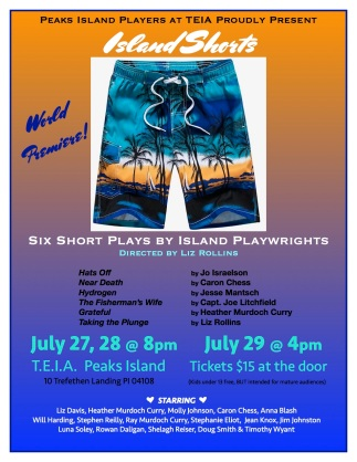 Island Shorts - Poster (1)