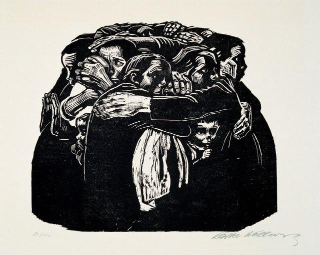 KollwitzKathe_The-Mothers_1932