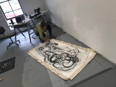 Mimi drawing