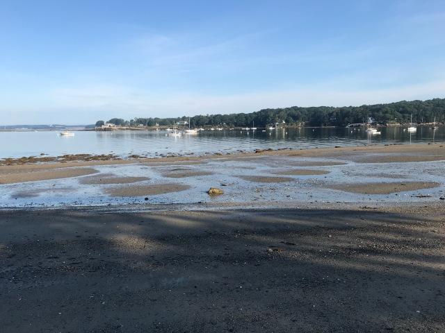 lowest tide